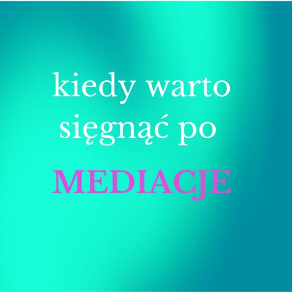 Mediacje